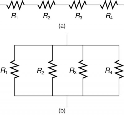 Cool Resistors In Series And Parallel Physics Wiring Cloud Biosomenaidewilluminateatxorg