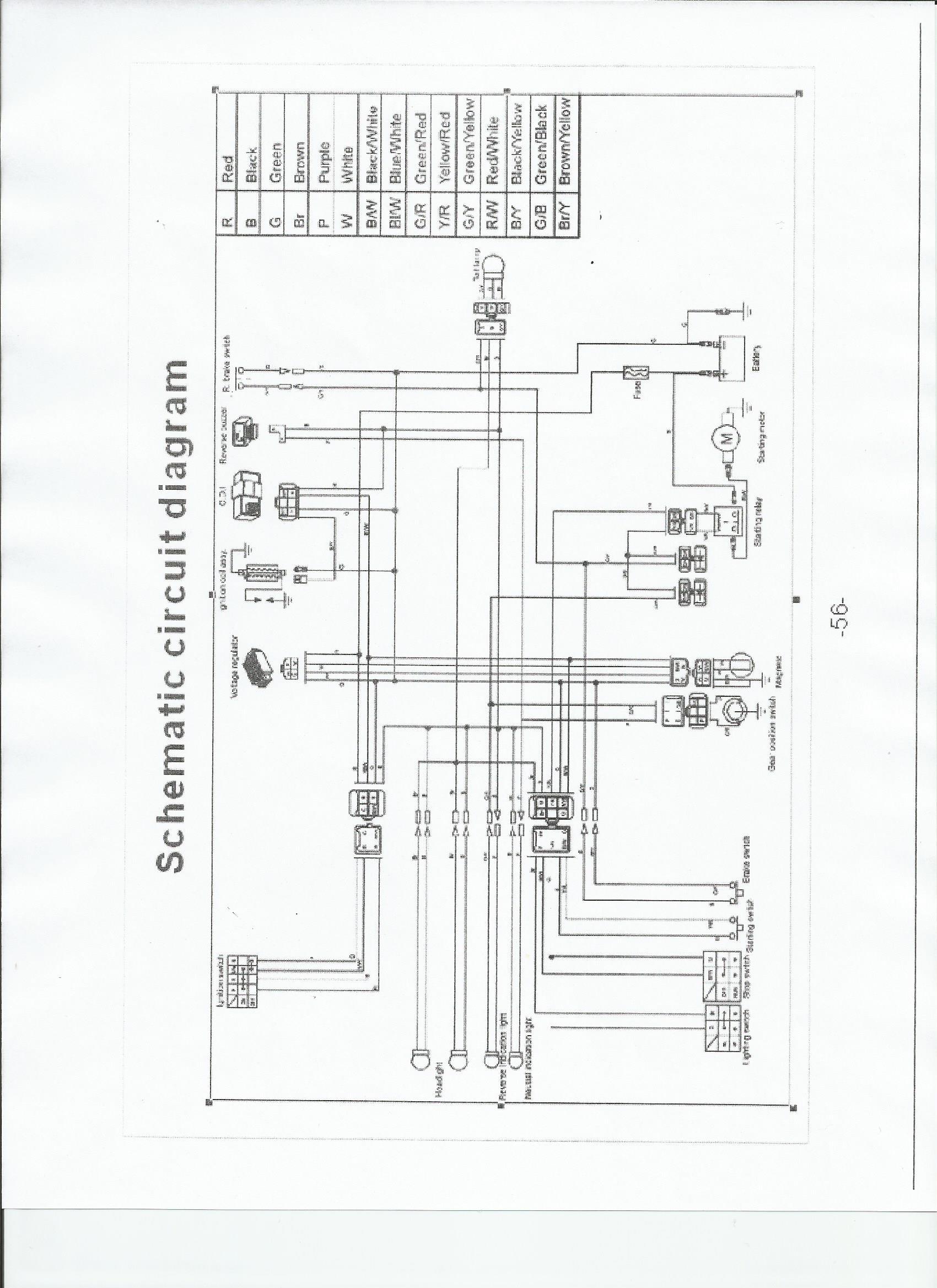 1999 Yamaha Banshee Wiring Diagram Complete Wiring Diagram