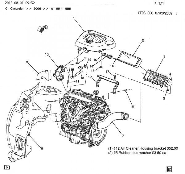Chevrolet Hhr Engine Diagram | wiring diagram host refund | Chevy 2 4 Engine Diagram |  | Primi Frutti Marsalesi Srl