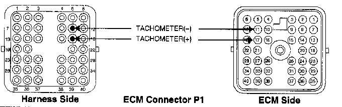 Cat 3406e Ecm Wiring Diagram