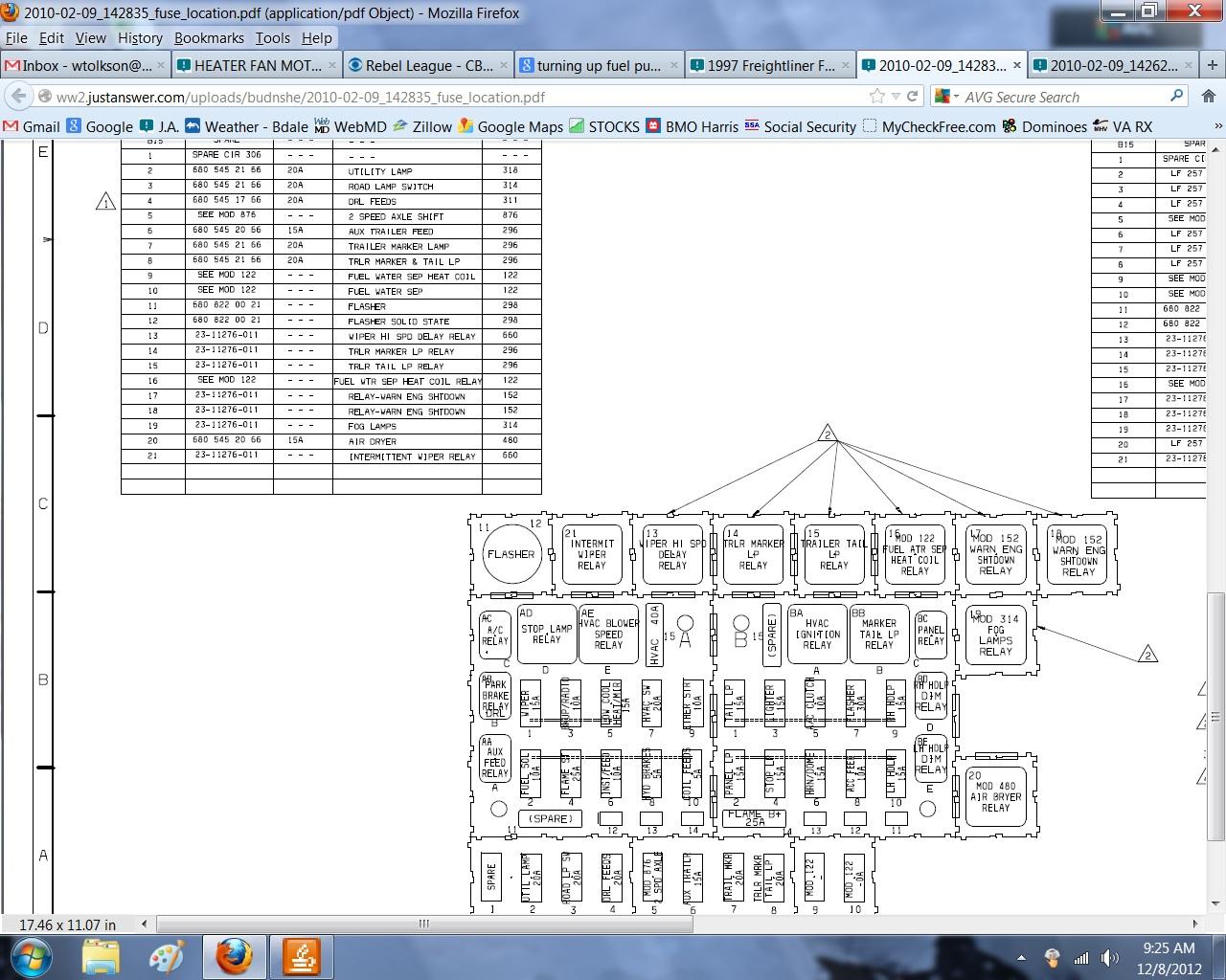 [WQZT_9871]  AV_0512] 1996 Freightliner Fld Wiring Diagram Download Diagram | 2000 Freightliner Wiring Diagram |  | Piot Umize Benkeme Mohammedshrine Librar Wiring 101