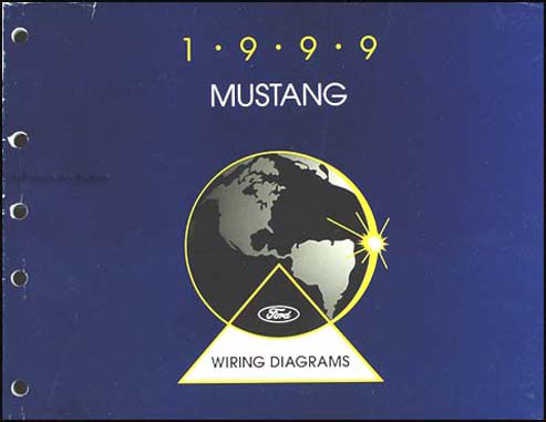 Swell 1999 Ford Mustang Wiring Diagram Manual Original Wiring Cloud Staixaidewilluminateatxorg