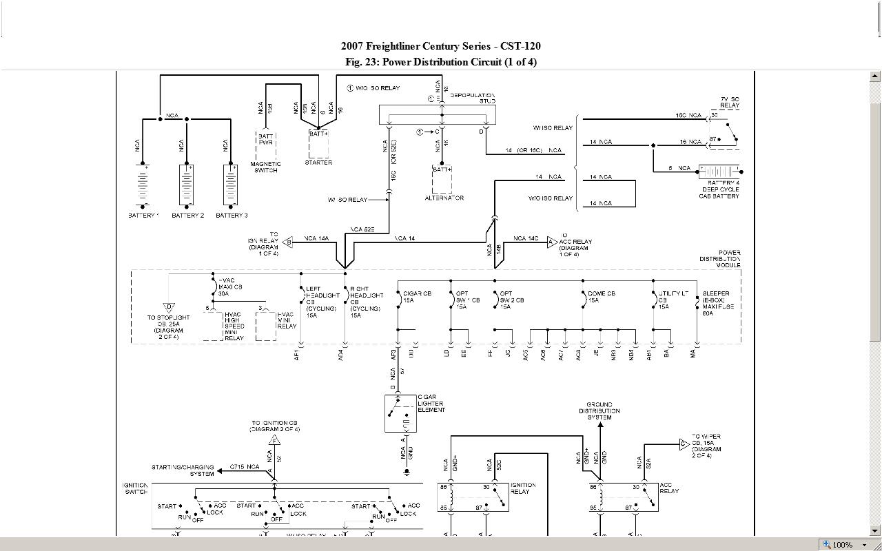 2003 Freightliner Wiring Diagram - Dodge Intrepid Steering Column Wiring  for Wiring Diagram SchematicsWiring Diagram Schematics