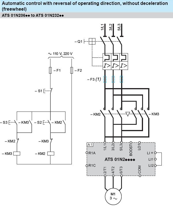 Peachy Forward And Reverse Motor Starter Wiring Diagram Elec Eng World Wiring Cloud Onicaalyptbenolwigegmohammedshrineorg
