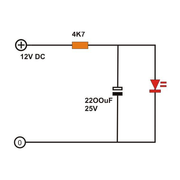 Superb Simple Lamp Circuit Basic Electronics Wiring Diagram Wiring Cloud Staixaidewilluminateatxorg