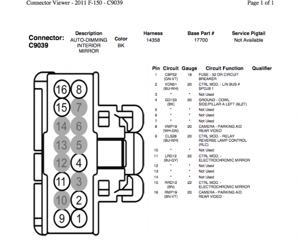 sy3557 pin wiring diagram ford f150 forum community of