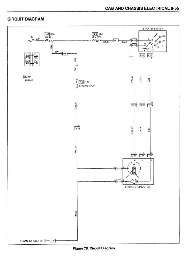 isuzu ascender wiring diagram rh 2711  isuzu fuse diagram  rh 2711  isuzu fuse diagram