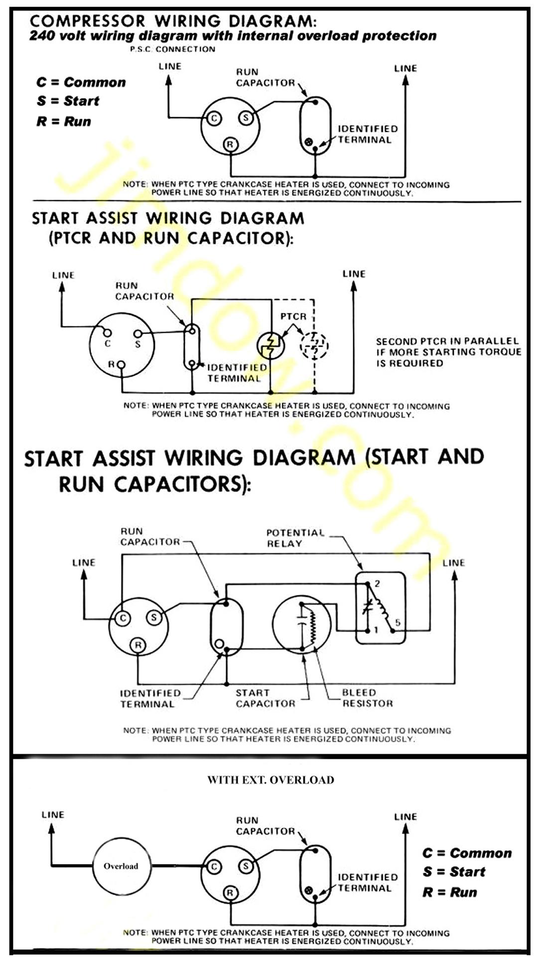 [GJFJ_338]  Bristol Compressor Wiring Diagram - Notifier Fire Alarm Wiring Diagram for Wiring  Diagram Schematics | Compressor Wiring Schematic |  | Wiring Diagram Schematics