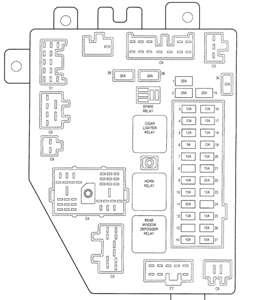 98 Jeep Cherokee Fuse Box Diagram - wiring diagram ground-modified -  ground-modified.rilievo3d.it | 99 Jeep Cherokee Sport Fuse Diagram |  | rilievo3d.it