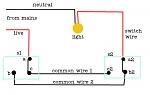 Tremendous Wiring Clipsal Saturn Light Switches Wiring Cloud Xempagosophoxytasticioscodnessplanboapumohammedshrineorg