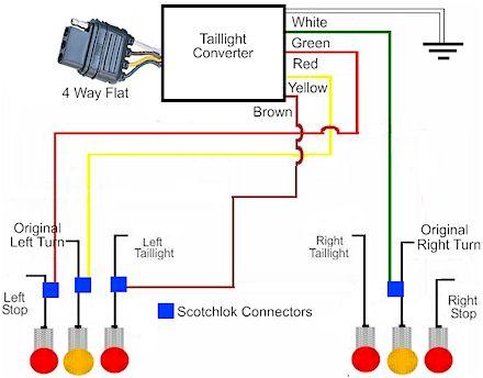 OB_4686] Wire Trailer Tail Light Wiring Diagrams On Led Trailer Tail Light  Schematic WiringPhae Sapebe Mohammedshrine Librar Wiring 101