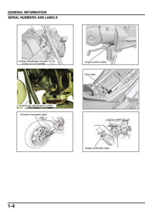 Honda Rs 125 Manual Pdf