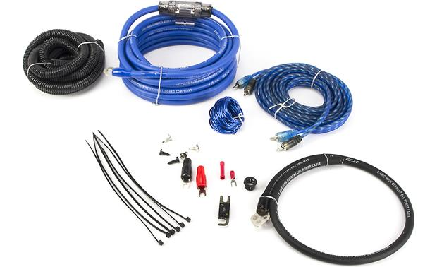 Astonishing Efx Pa4Bx Wiring Kit 4 Gauge Amplifier Wiring Kit Includes 2 Wiring Cloud Animomajobocepmohammedshrineorg