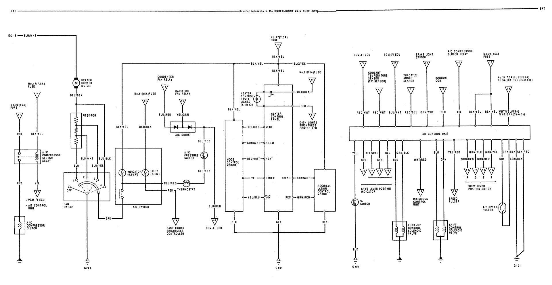 Fz 1320 Acura Integra Transmission Diagram Schematic Wiring