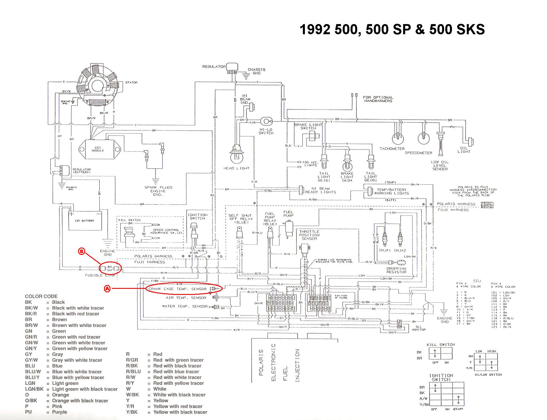 AB_5906] Polaris Scrambler Wiring Diagram Polaris Get Free Image About Wiring  Schematic WiringTaliz Jidig Mohammedshrine Librar Wiring 101