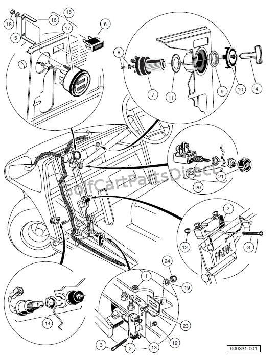 club car light wiring diagram oa 1476  club car turf carry all 2 wiring diagram club car precedent light wiring diagram 48 volt club car turf carry all 2 wiring diagram