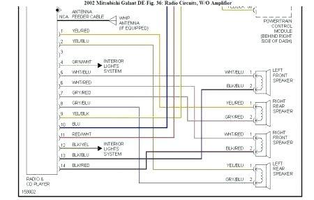 2002 Mitsubishi Lancer Radio Wiring Diagram Wiring Diagram Engineer Engineer Reteimpresesabina It