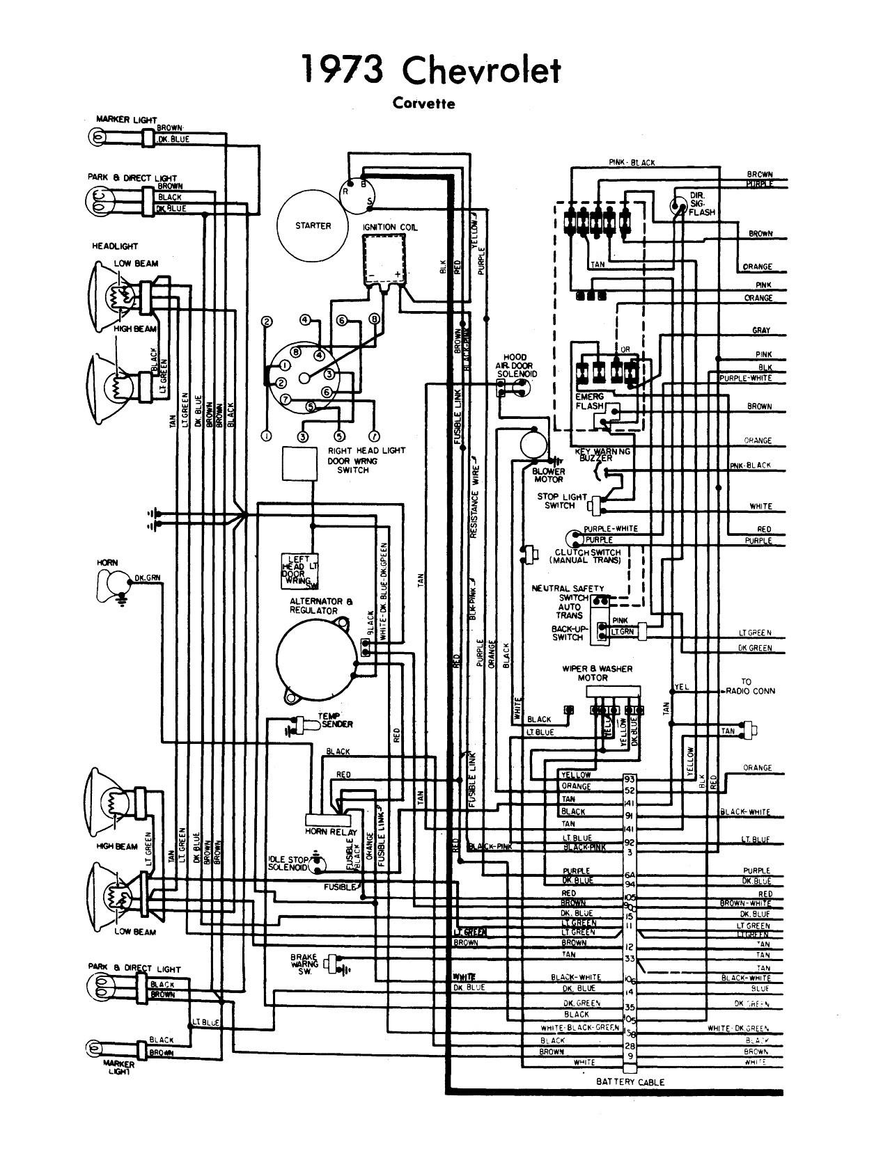 Gm Corvette 1971 Wiper Motor Wiring Diagram Volvo Truck Wg64t Wiring Diagrams Wiring 2005vtx Jeanjaures37 Fr