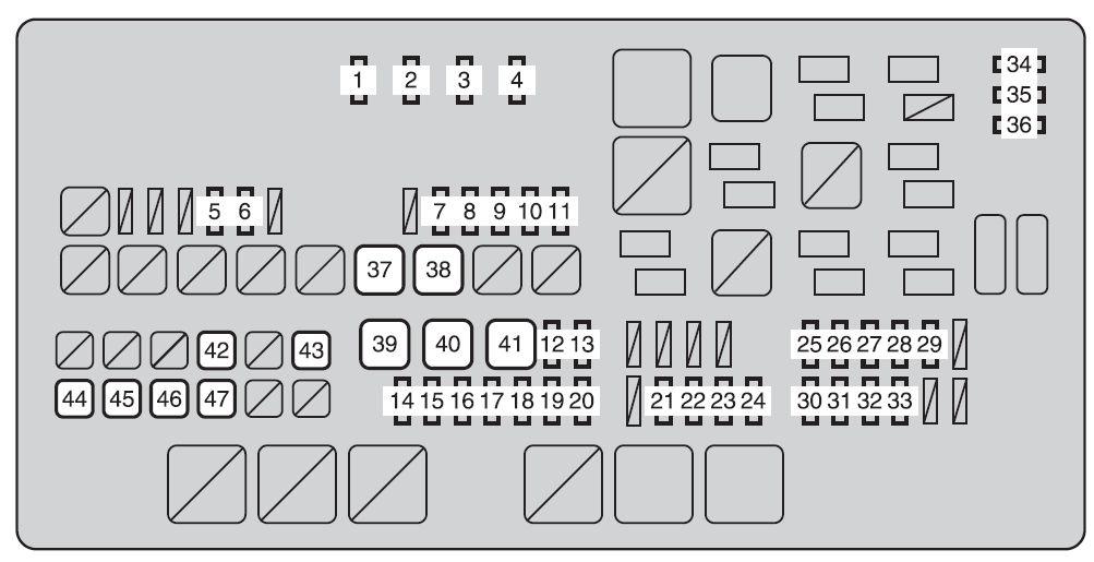 2007 Tundra Fuse Box - 2005 Nissan Maxima Alternator Wiring Diagram -  schematics-source.tukune.jeanjaures37.fr | 2007 Tundra Fuse Box |  | Wiring Diagram Resource
