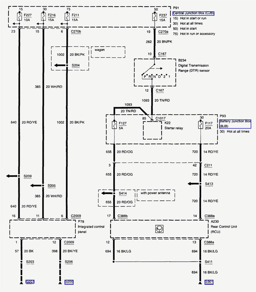 2000 ford taurus window wire diagram - wiring diagram blame-network-b -  blame-network-b.piuconzero.it  piuconzero