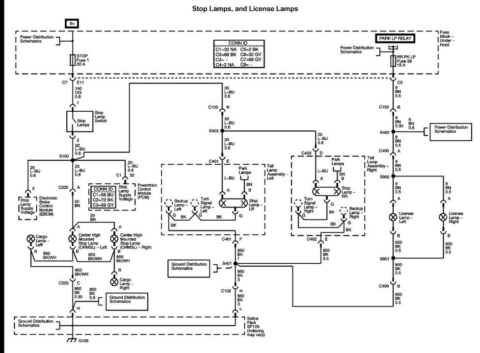 Brilliant I Need Wiring Schematic For 04 Canyon Chevy Colorado Gmc Canyon Wiring Cloud Itislusmarecoveryedborg