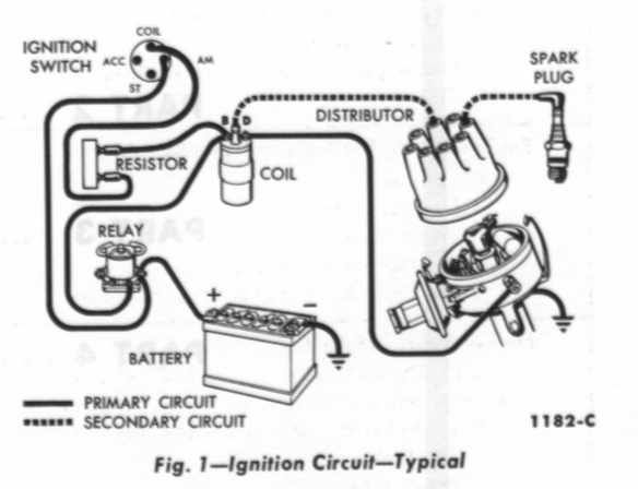 simple auto wiring diagram ny 2204  wiring ignition coil schematic wiring  ny 2204  wiring ignition coil schematic