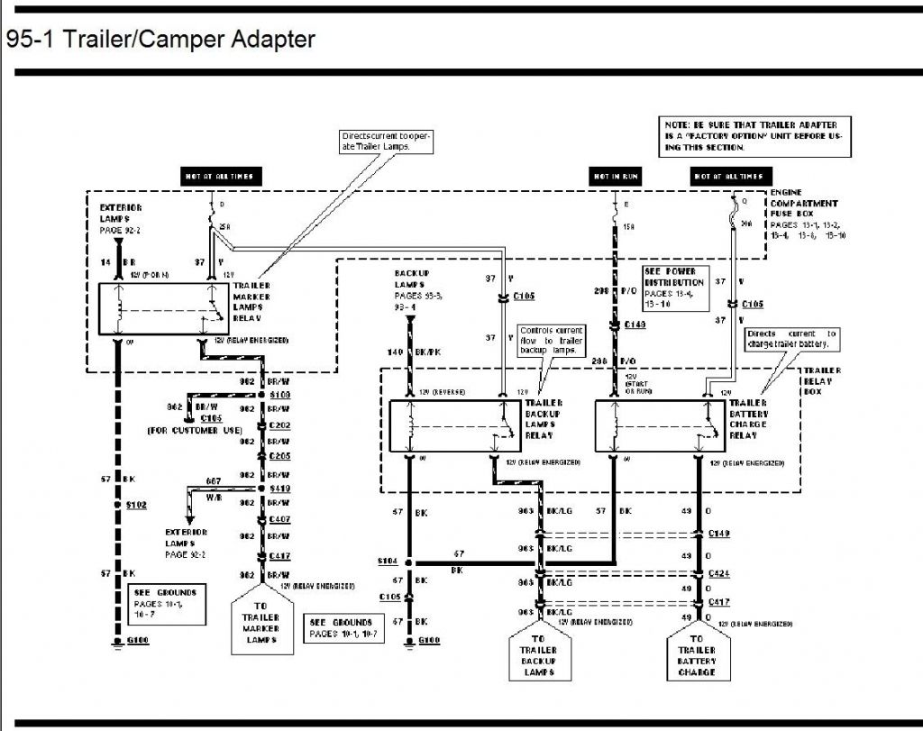 Palomino Camper Wiring Diagram