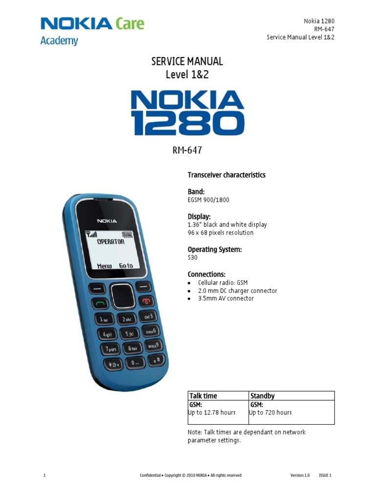 Outstanding Schematic 1280 So Do Nokia 1 Pdf Electrostatic Discharge 2 2K Wiring Cloud Lukepaidewilluminateatxorg