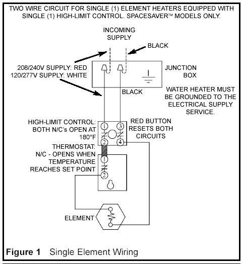cadet heater wiring diagram 240v kh 1345  electric hot water heater wiring 240 volts free diagram  hot water heater wiring 240 volts