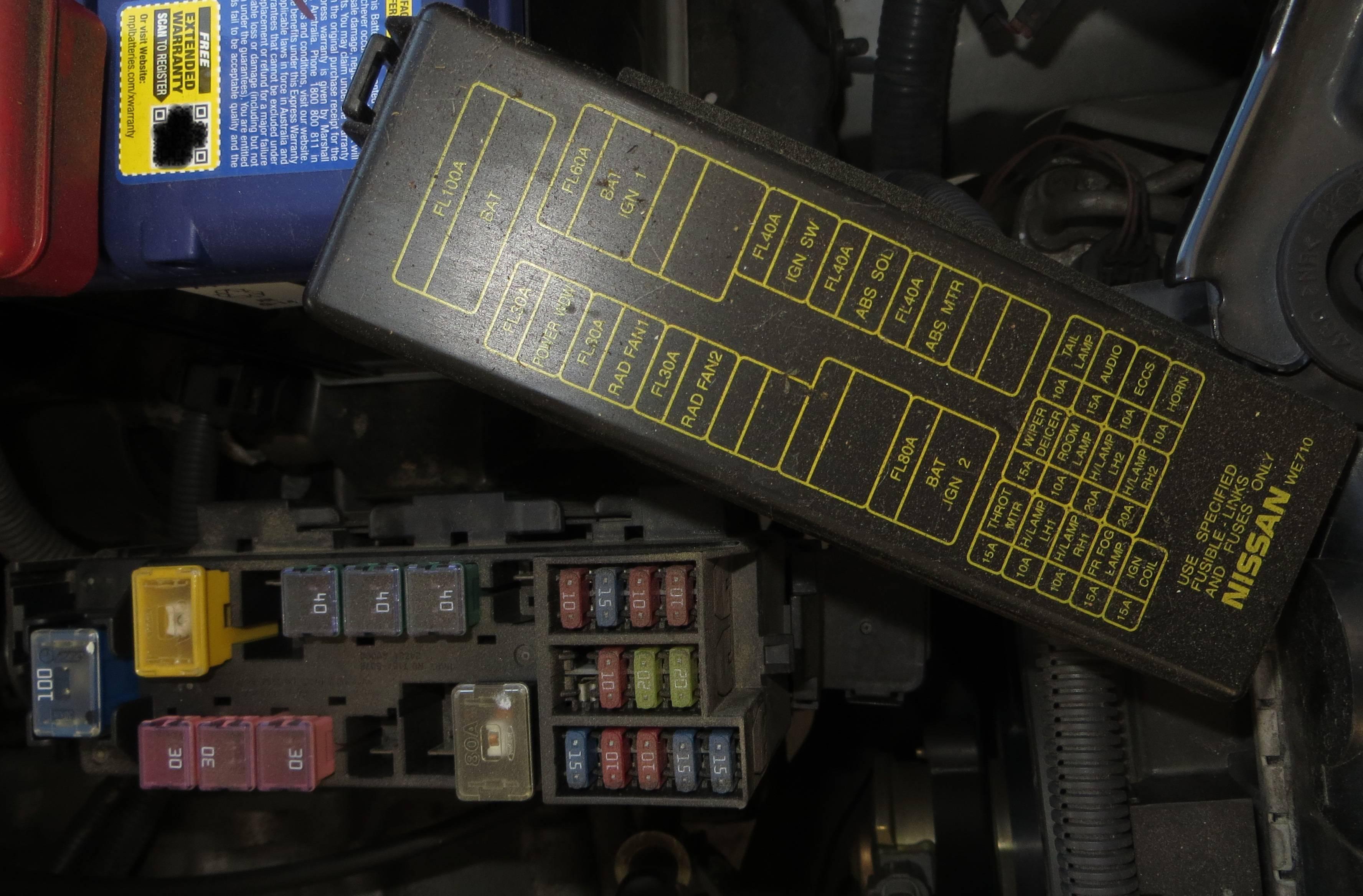 [DIAGRAM_1JK]  Nissan B12 Fuse Box - 5e Cat 6 Wiring Diagram for Wiring Diagram Schematics | Nissan B12 Fuse Box |  | Wiring Diagram Schematics