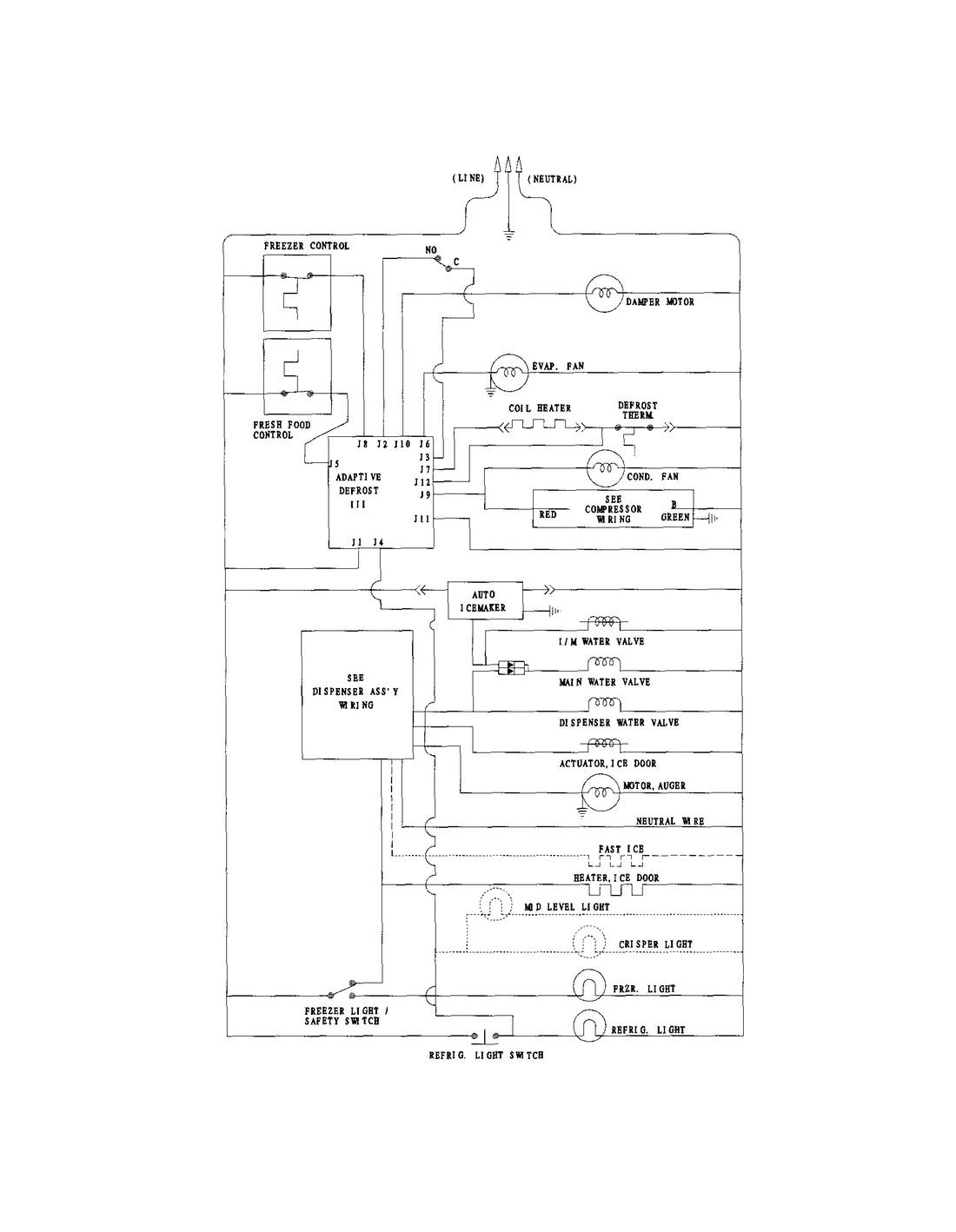 Diagram  A True Zer Wiring Diagram For Model T 35f Full Version Hd Quality T 35f