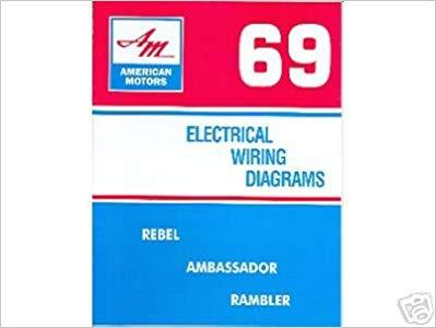 Fine 1969 Amc Javelin Amx Wiring Diagram Manual American Motors Wiring Cloud Eachirenstrafr09Org
