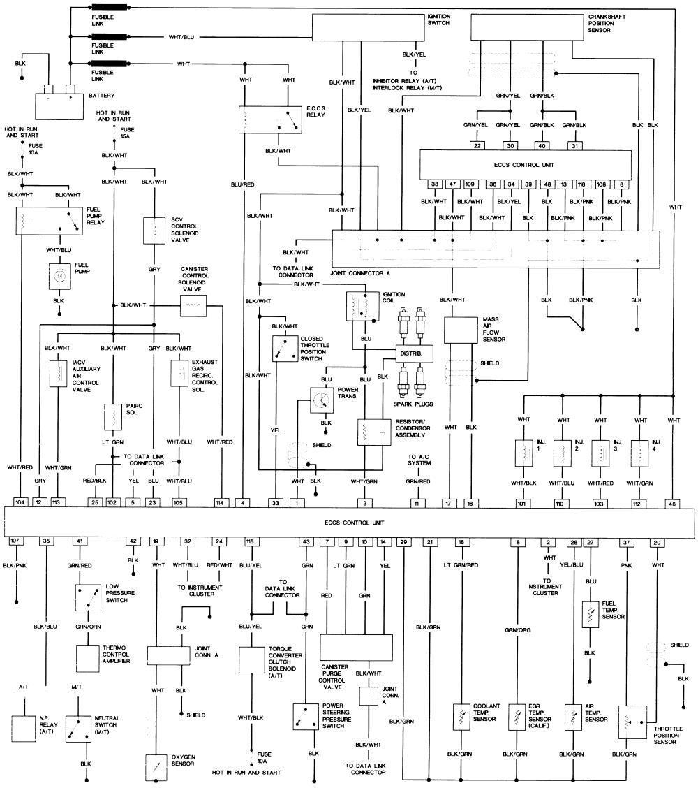 1985 nissan pickup wiring diagram - wiring diagram schematic nissan d21 wiring diagram fuse nissan hardbody wiring diagram 12mr-anitra.de
