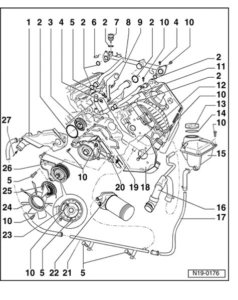 Fantastic Audi B5 1 8L Engine Diagram Basic Electronics Wiring Diagram Wiring Cloud Ostrrenstrafr09Org