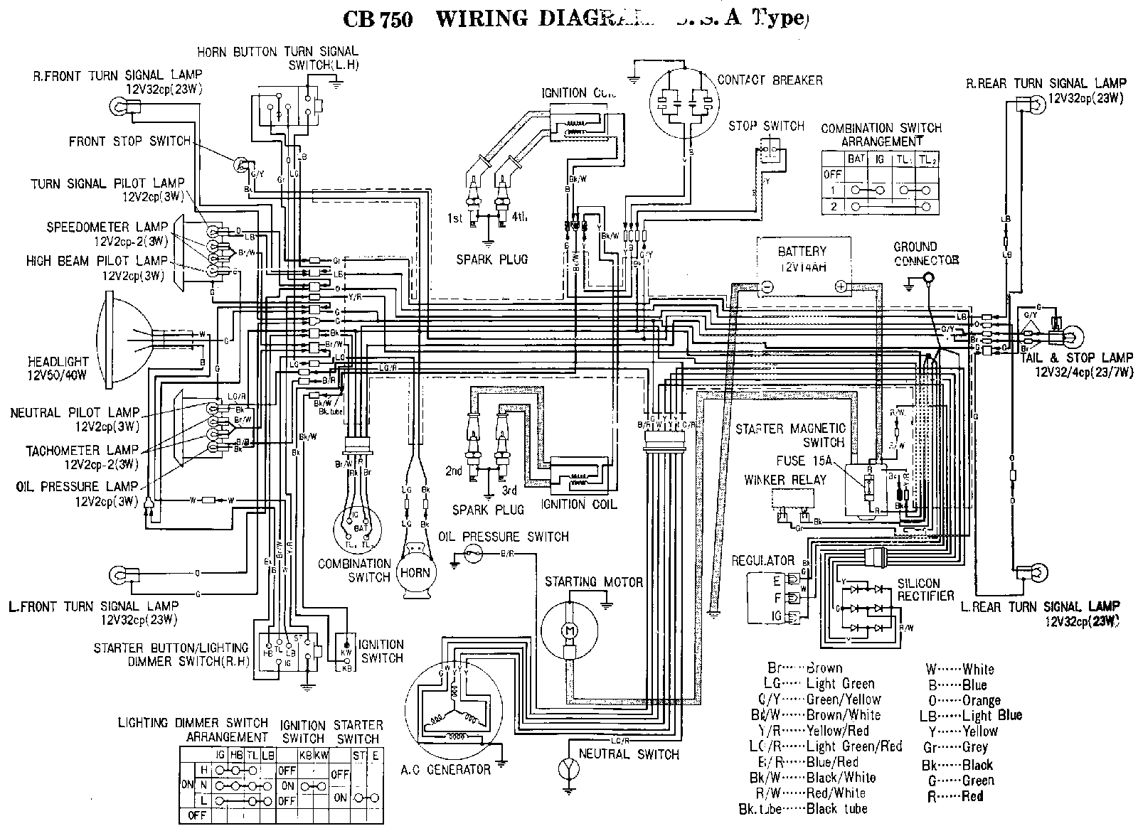 honda cb750 chopper wiring diagram wm 5945  picture 6 of 6 from honda cb750 wiring diagrams wiring  honda cb750 wiring diagrams