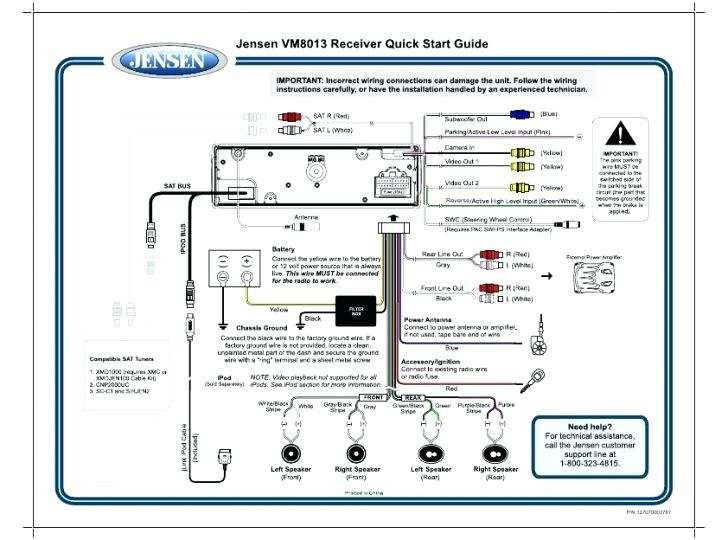 Jensen Radio Wiring Diagram - Wiring Diagramsmine.fire.lesvignoblesguimberteau.fr