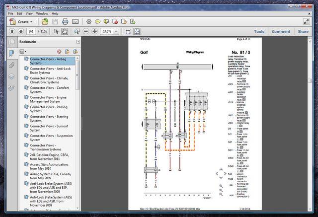 Miraculous Mk6 Golf Gti Wiring Diagrams Component Locations Vw Gti Mkvi Wiring Cloud Itislusmarecoveryedborg