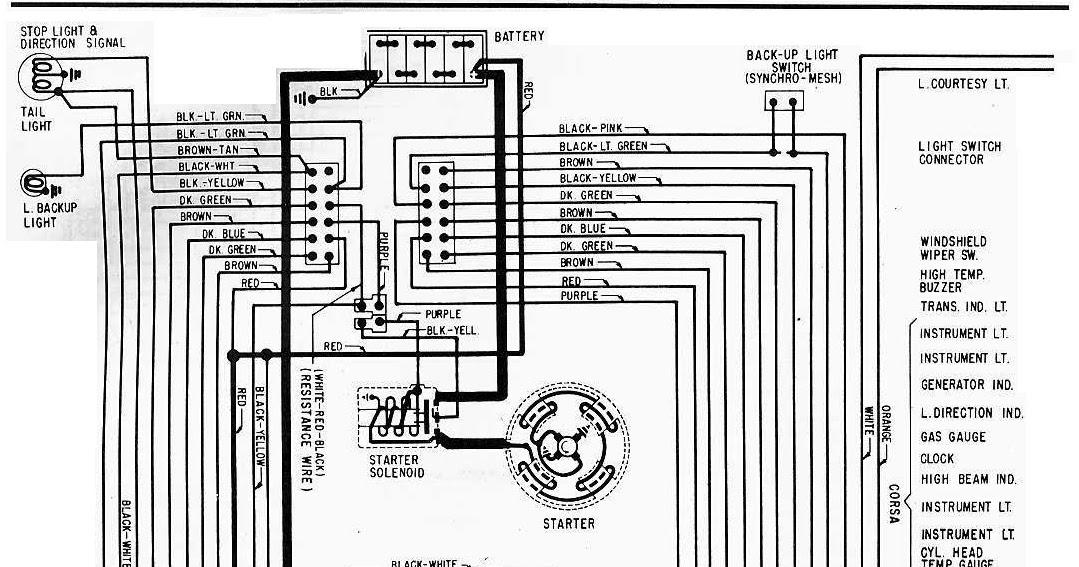 Hy 1934 1963 Impala Wiring Schematic Download Diagram