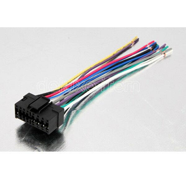 Kc 3992 Sony Car Radio Wiring Harness Schematic Wiring
