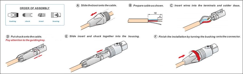 Dx 8928 Wiring Neutrik Xlr Connectors Download Diagram