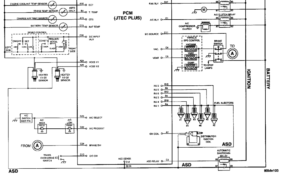 Fantastic Dodge Wiring Diagram Basic Electronics Wiring Diagram Wiring Cloud Domeilariaidewilluminateatxorg