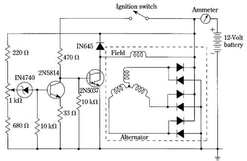 VL_8735] Alternator Regulator Internal Diagram Of VoltageWned Mecad Dome Subc Oper Lite Pap Mohammedshrine Librar Wiring 101