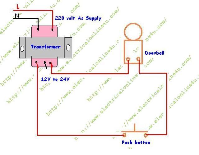 Strange Doorbell Transformer Hookup Wiring Cloud Dulfrecoveryedborg