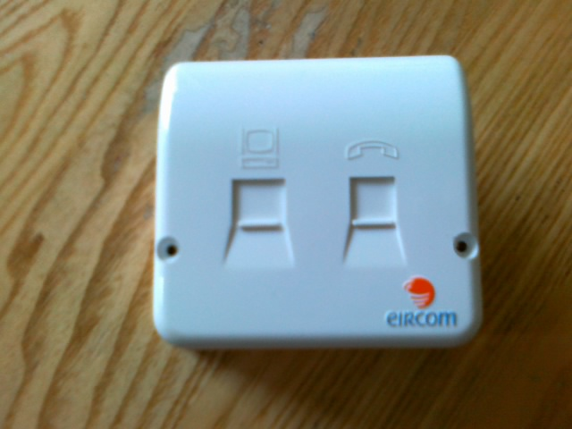 Enjoyable Eircom Router Only Works In One Socket Boards Ie Wiring Cloud Timewinrebemohammedshrineorg
