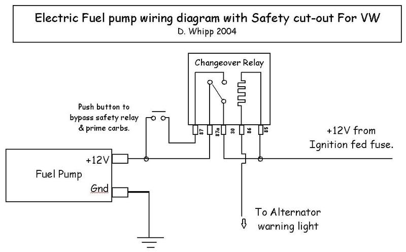 Enjoyable Boat Electric Fuel Pump Circuit At Hot Idle Fluctuates On And Off Wiring Cloud Licukaidewilluminateatxorg