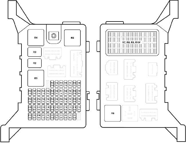 Swell Fuse Diagram For Jaguar Xjr Rear Marker Lights Basic Electronics Wiring Cloud Mousmenurrecoveryedborg
