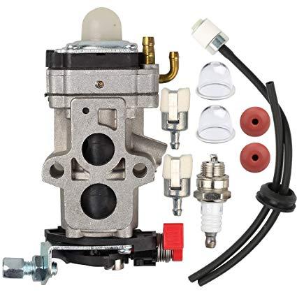 Carburetor /& Fuel Line F Redmax EBZ8000 EBZ8001 EBZ8050 EBZ8050RH Walbro WYA-44