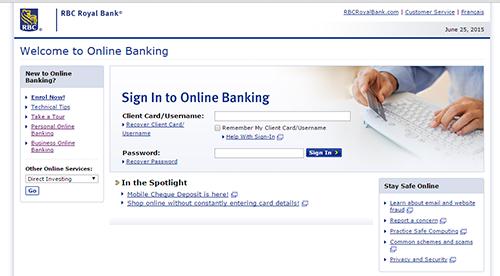Astounding Rbc Royal Bank Online Banking Login Online Bank Directory Wiring Cloud Licukosporaidewilluminateatxorg