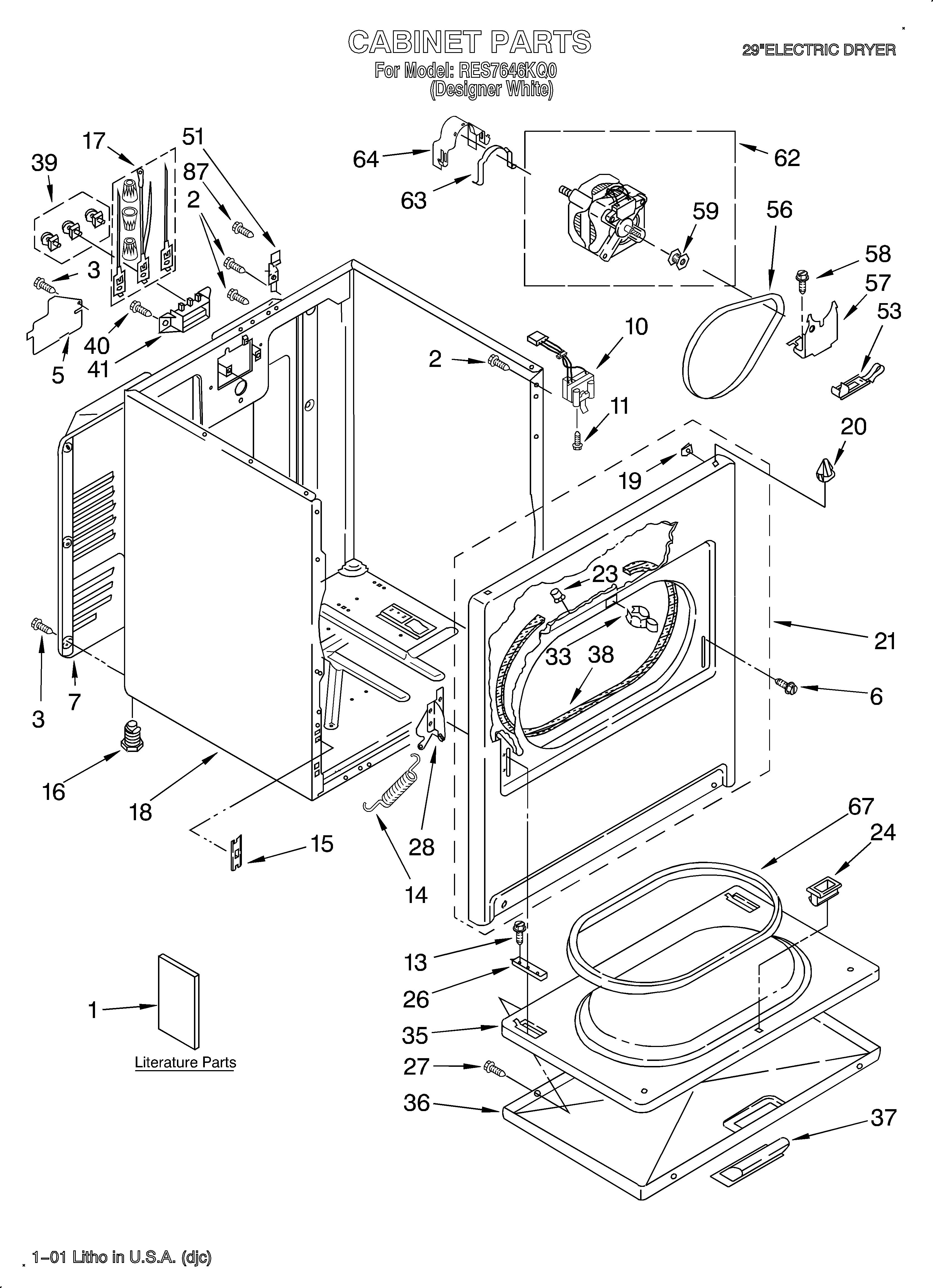 FN_8266] Wiring Diagram For Roper Dryer Schematic Wiring   Roper Dryer Red4440vq1 Wiring Diagram      None Proe Ratag Vira Mohammedshrine Librar Wiring 101