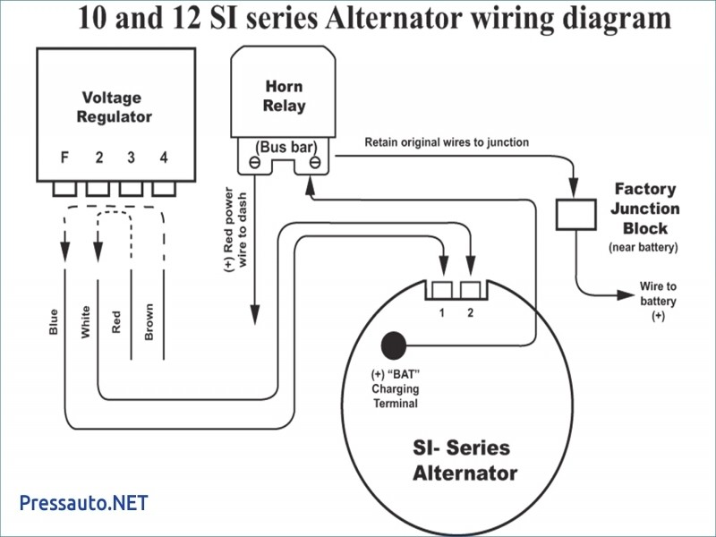 gm alternator external regulator wiring diagram  haier
